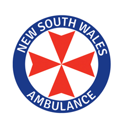 NSW Ambulance Service logo